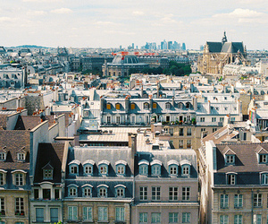 city, vintage, and paris image