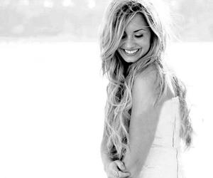 demi lovato, demi, and smile image
