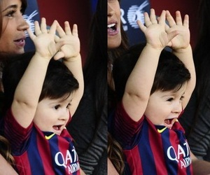 thiago messi, Barcelona, and messi image