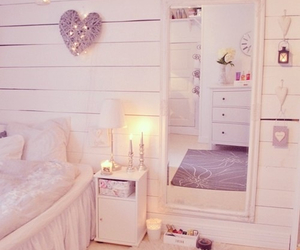 bedroom, girly, and want image