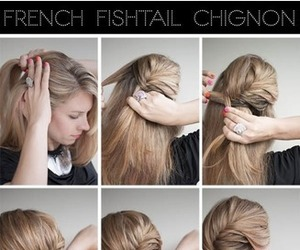 beauty, hairstyles, and hair tutorials image