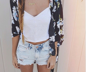clothes, short, and style image