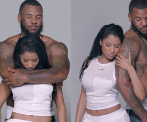 beard, nicki minaj, and love image