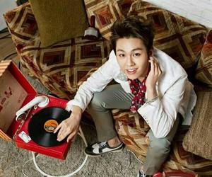 btob and jung ilhoon image