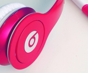beats, dr. dre, and pink image