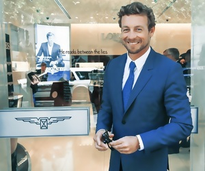 awesome, simon baker, and perfect image