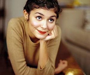 actress, audrey tautou, and beauty image