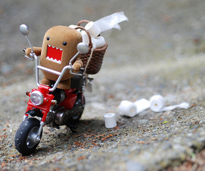 awww, domo, and funny image