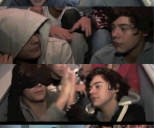 video diary, harry, and larry image