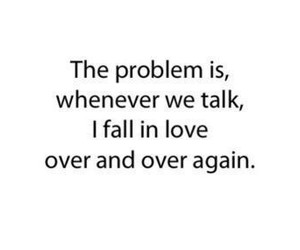 love, quote, and problem image