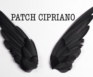 Alas, angel, and patch image