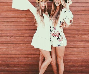 blondies, summer, and bestfriends image