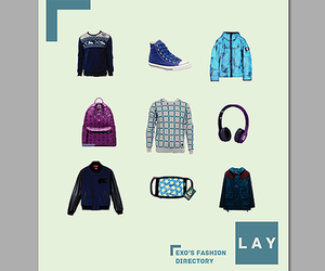 exo, fashion, and lay image
