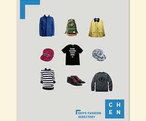 Chen, exo, and fashion image