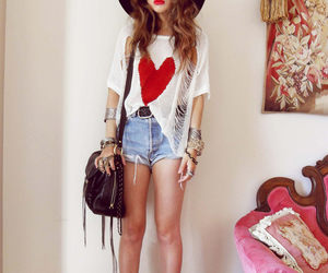 clothes, fashion, and bohemian clothes image