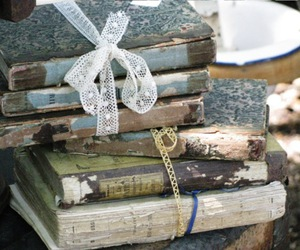 book, vintage, and old books image