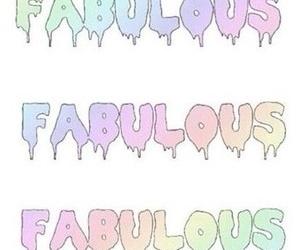 fabulous, transparent, and rainbow image
