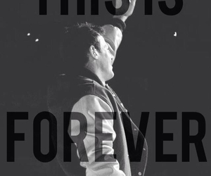 glee, forever, and cory monteith image