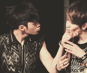 infinite, L, and sungjong image