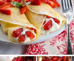 food and postre image