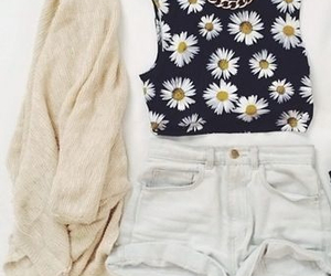 fav, flowers, and girly image