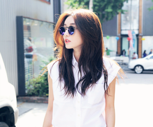 ulzzang, fashion, and park sora image