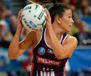 action shot, netball, and grand final image