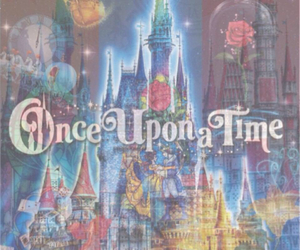 disney, disneyland, and once upon a time image