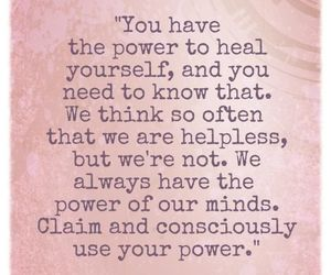 healing and mindpower image
