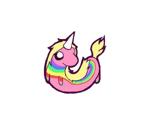 unicorn, adventure time, and cute image