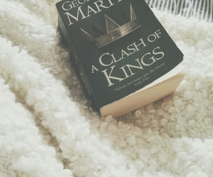 beautiful, books, and a clash of kings image