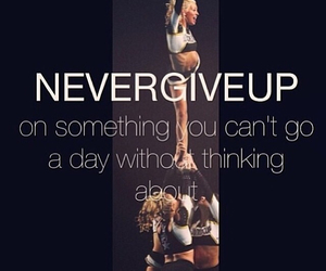 cheer, Dream, and Just Do It image