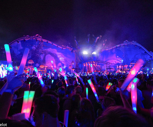 awesome, Dream, and festival image