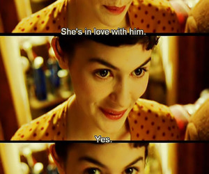 amelie, audrey tautou, and beautiful image
