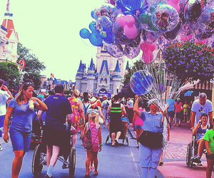 balloons, Dream, and florida image