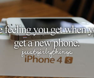 iphone, phone, and just girly things image