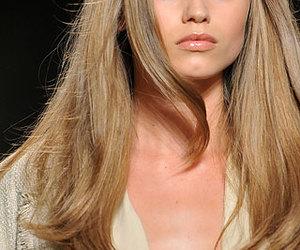 dark blond beauty image