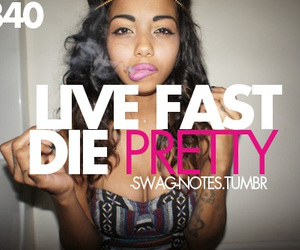 pretty, swag, and live image