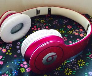 beats, hd, and headphones image