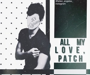 patch, jev, and love image