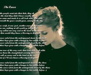 Lyrics, music, and the curse image