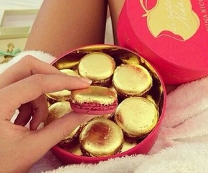 amazing, food, and gold image