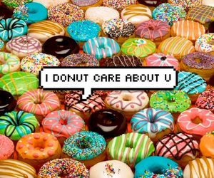 donuts, food, and care image