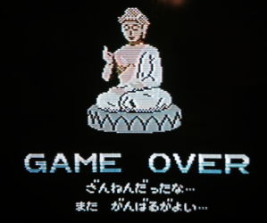 game, buddah, and indie image