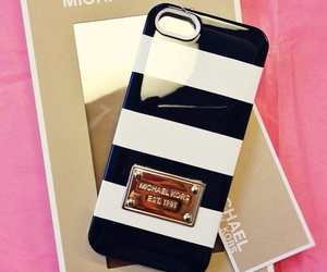 iphone, Michael Kors, and case image