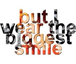 paramore, quote, and smile image