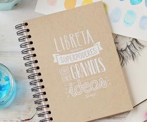ideas, libreta, and mr wonder image
