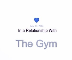 gym and Relationship image