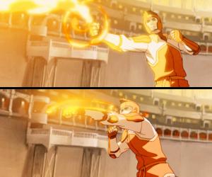 avatar, Bender, and mako image