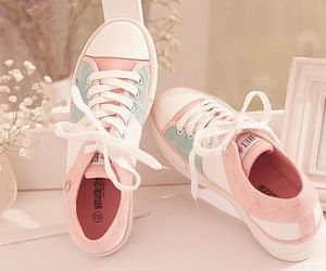 cool, fashionable, and shoes image